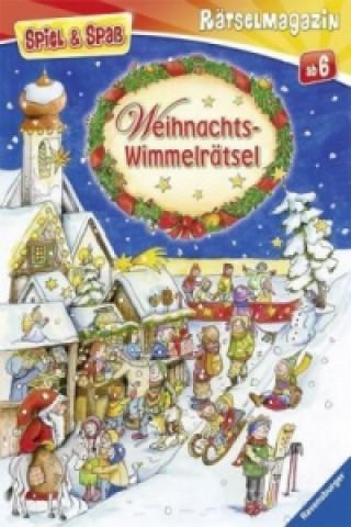 Weihnachts-Wimmelrätsel