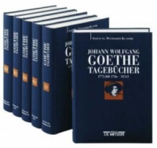 Johann Wolfgang Goethe: Tagebucher