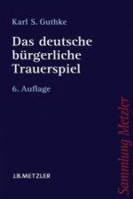 Das deutsche burgerliche Trauerspiel