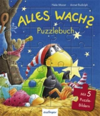 Alles wach?, Puzzlebuch