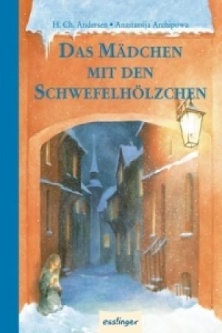 Das Mädchen mit den Schwefelhölzchen, Mini-Ausgabe
