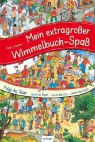 Mein extragroßer Wimmelbuch-Spaß