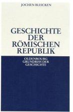 Geschichte Der Roemischen Republik
