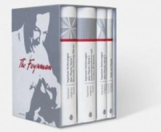 Feynman Vorlesungen über Physik, 4 Bde.
