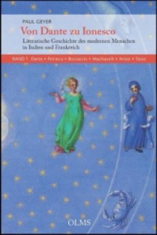 Dante, Petrarca, Boccaccio, Machiavelli, Ariost, Tasso