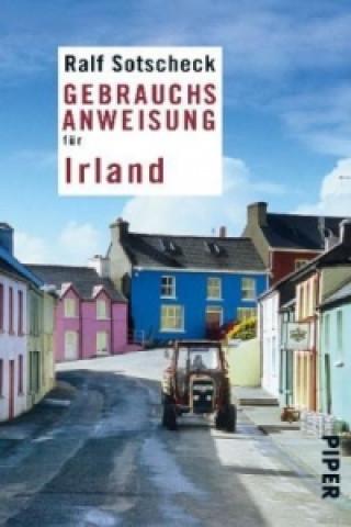 Gebrauchsanweisung für Irland