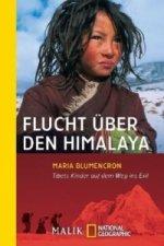 Flucht über den Himalaya