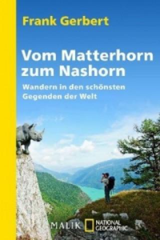 Vom Matterhorn zum Nashorn