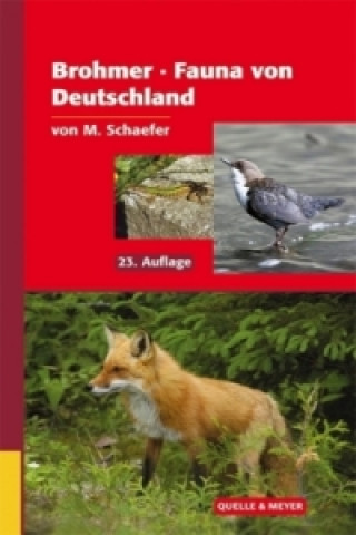 Brohmer Fauna von Deutschland