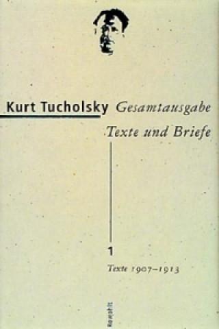 Texte 1907-1913