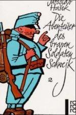 Die Abenteuer des braven Soldaten Schwejk. Bd.2