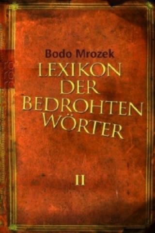 Lexikon der bedrohten Wörter. Bd. 2