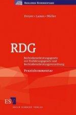 RDG, Kommentar