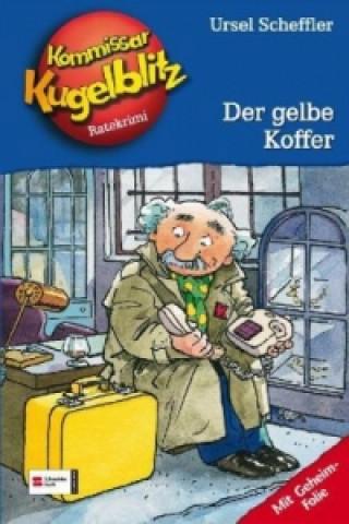 Kommissar Kugelblitz - Der gelbe Koffer
