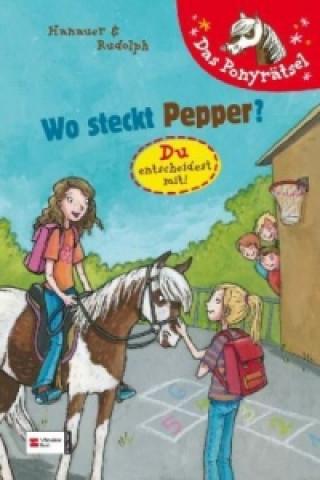 Wo steckt Pepper?