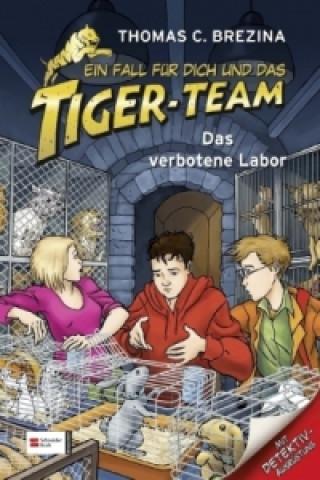 Ein Fall für dich und das Tiger-Team - Das verbotene Labor