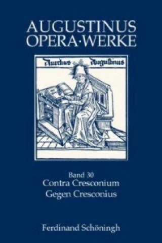 Contra Cresconium - Gegen Cresconius