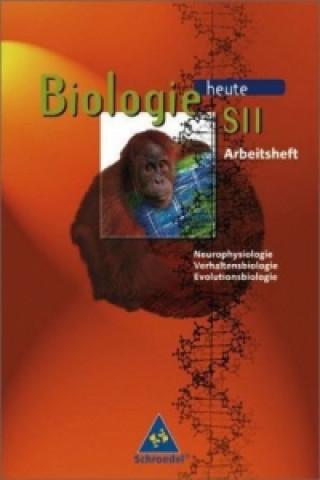 Neurophysiologie, Verhaltensbiologie, Evolution