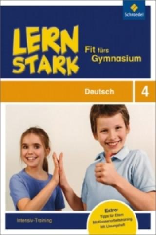 Deutsch, Intensiv-Training 4. Schuljahr