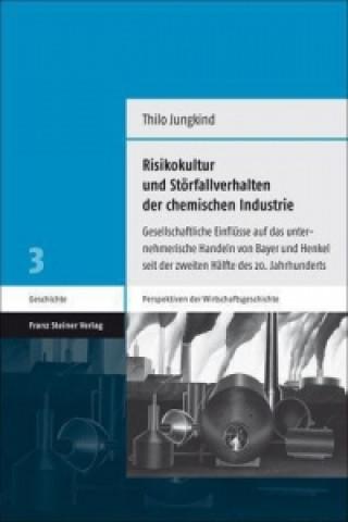 Risikokultur und Störfallverhalten der chemischen Industrie