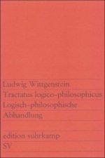 Tractatus logico-philosophicus. Logisch-philosophische Abhandlung
