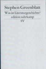 Was ist Literaturgeschichte?