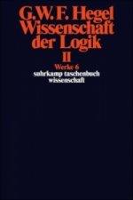 Wissenschaft der Logik. Bd.2