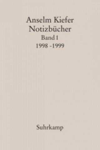 Notizbücher. Bd.1