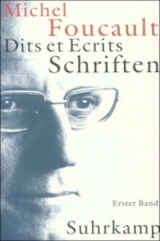 Schriften. Dits et Ecrits, 4 Bde.