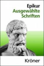 Epikur, Ausgewählte Schriften