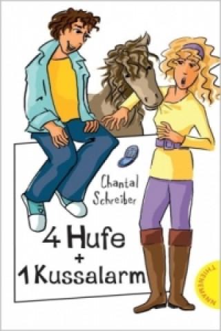 4 Hufe + 1 Kussalarm