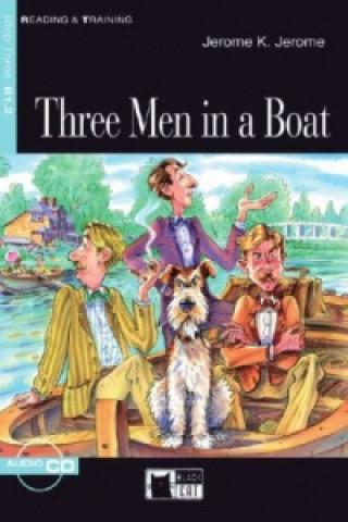 Three Men in a Boat, w. Audio-CD