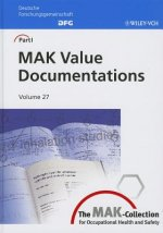MAK-collection for Occupational Health and Safety