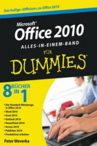 Microsoft Office 2010 für Dummies - Alles-in-einem-Band
