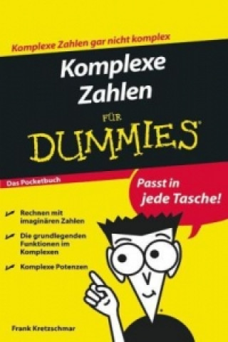 Komplexe Zahlen fur Dummies Das Pocketbuch