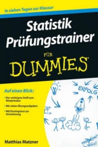 Statistik für Dummies Prüfungstrainer