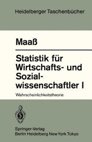 Statistik Feur Wirtschafts-und Sozialwissenschaftler I