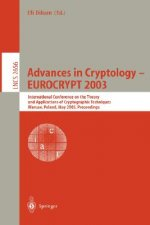 Advances in Cryptology -- EUROCRYPT 2003