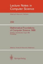Mathematical Foundations of Computer Science 1986