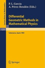 Differential Geometric Methods in Mathematical Physics