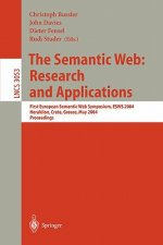 The Semantic Web: Research and Applications, ESWS 2004