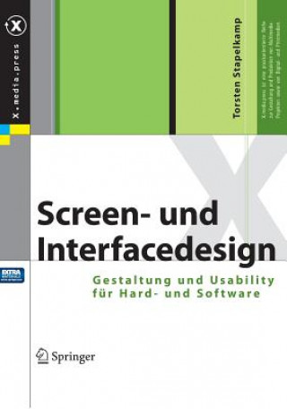 Screen- Und Interfacedesign