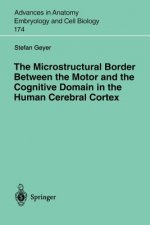 Microstructural Border Between the Motor and the Cognitive Domain in the Human Cerebral Cortex