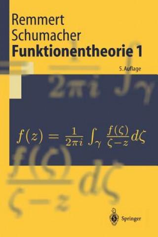 Funktionentheorie. Bd.1