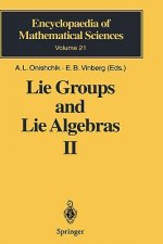 Lie Groups and Lie Algebras II
