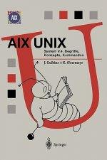 AIX Unix System V.4