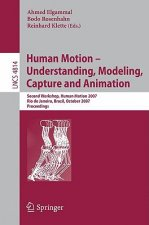 Human Motion - Understanding, Modeling, Capture and Animation