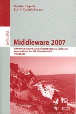 Middleware 2007