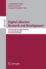 Digital Libraries: Research and Development