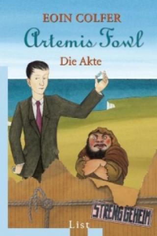 Artemis Fowl, Die Akte